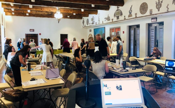 Nonprofit Brand Strategy Presentation at Desert Botanical Gardens