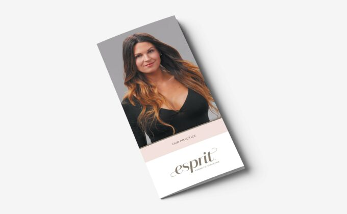Esprit Brochure Cover