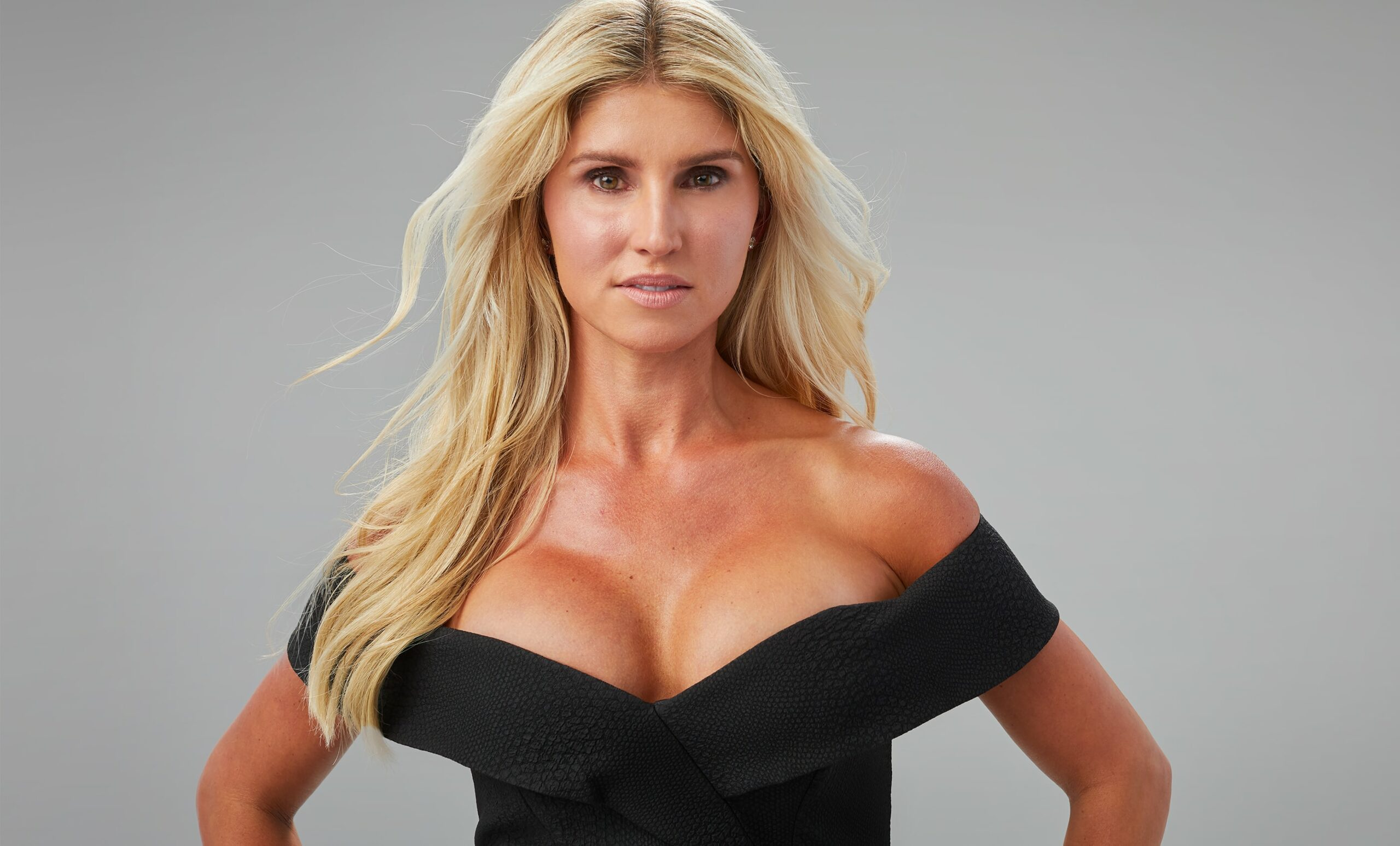 Esprit Patient Photo of Stephanie in Black