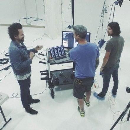 Esprit Photoshoot - Jeff Newton and Crew