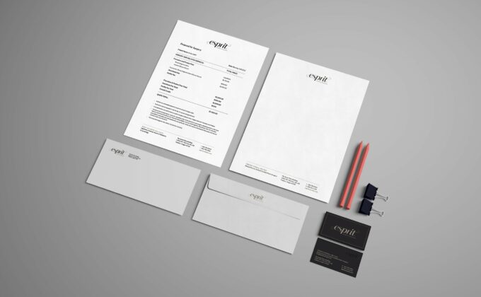 Esprit Stationery