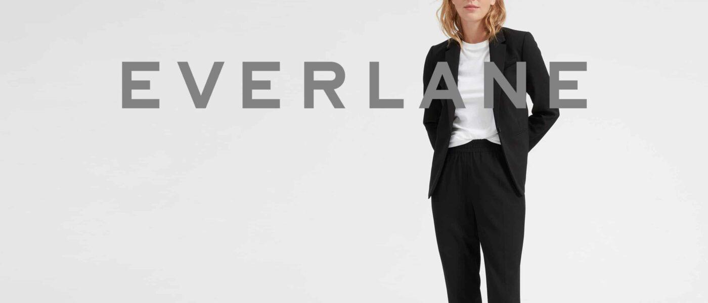 Everlane Branding