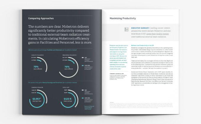 Brochure for Hospital Administrators: Cost Savings