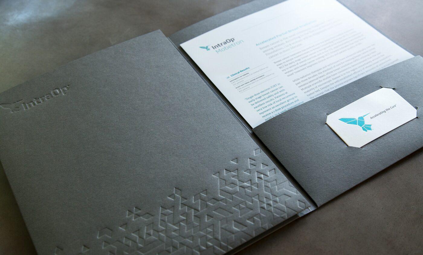 IntraOp Sales Folder