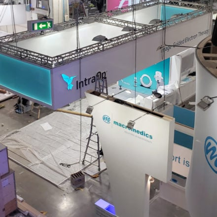 IntraOp Tradeshow Design