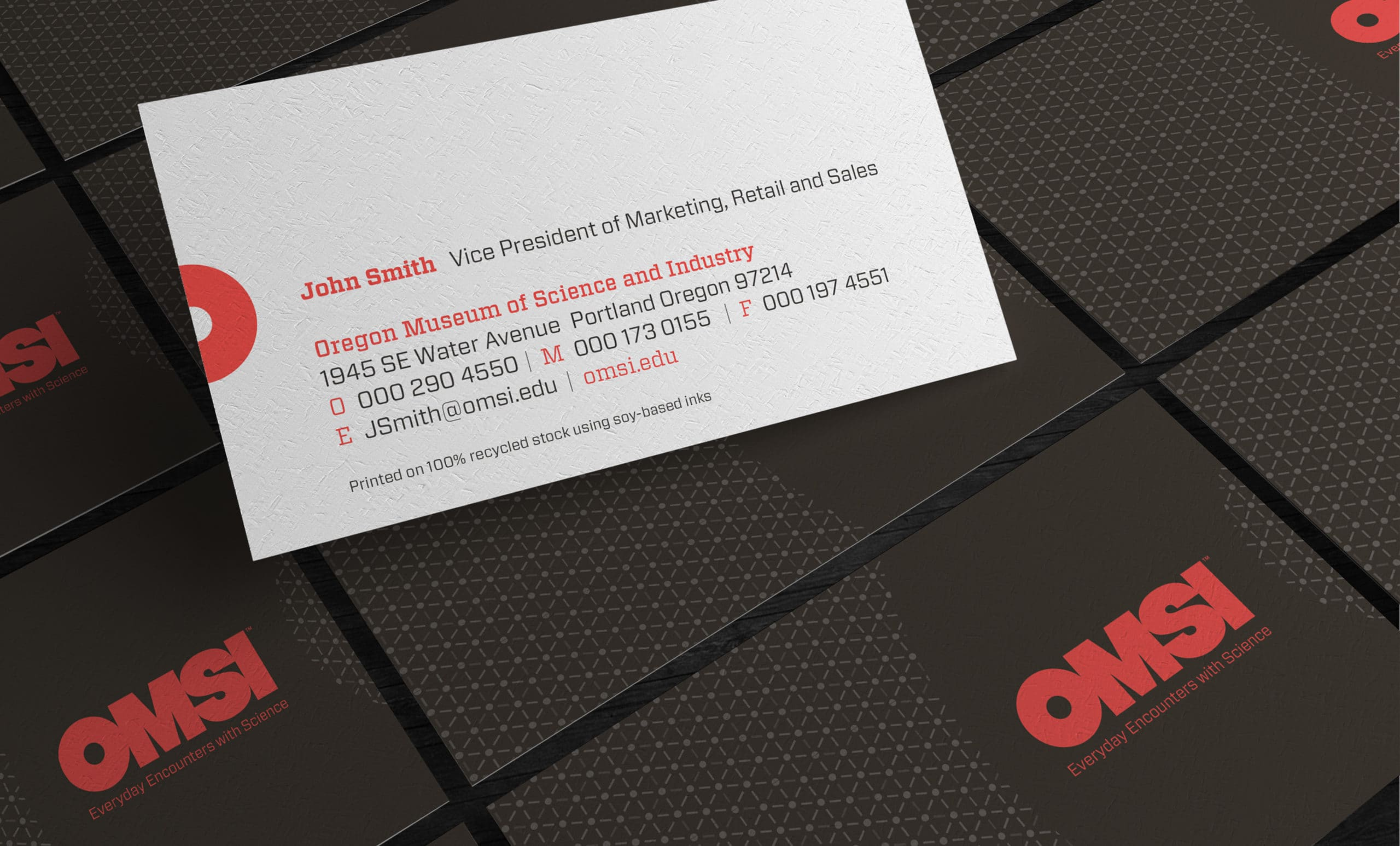 OMSI Business Card