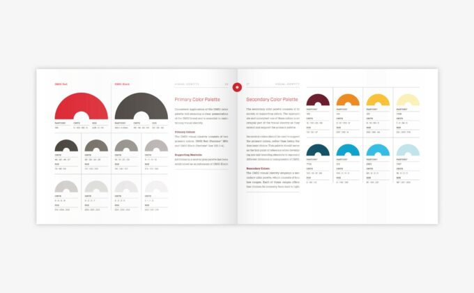 Brand Guidelines Excerpts (Brand Colors)