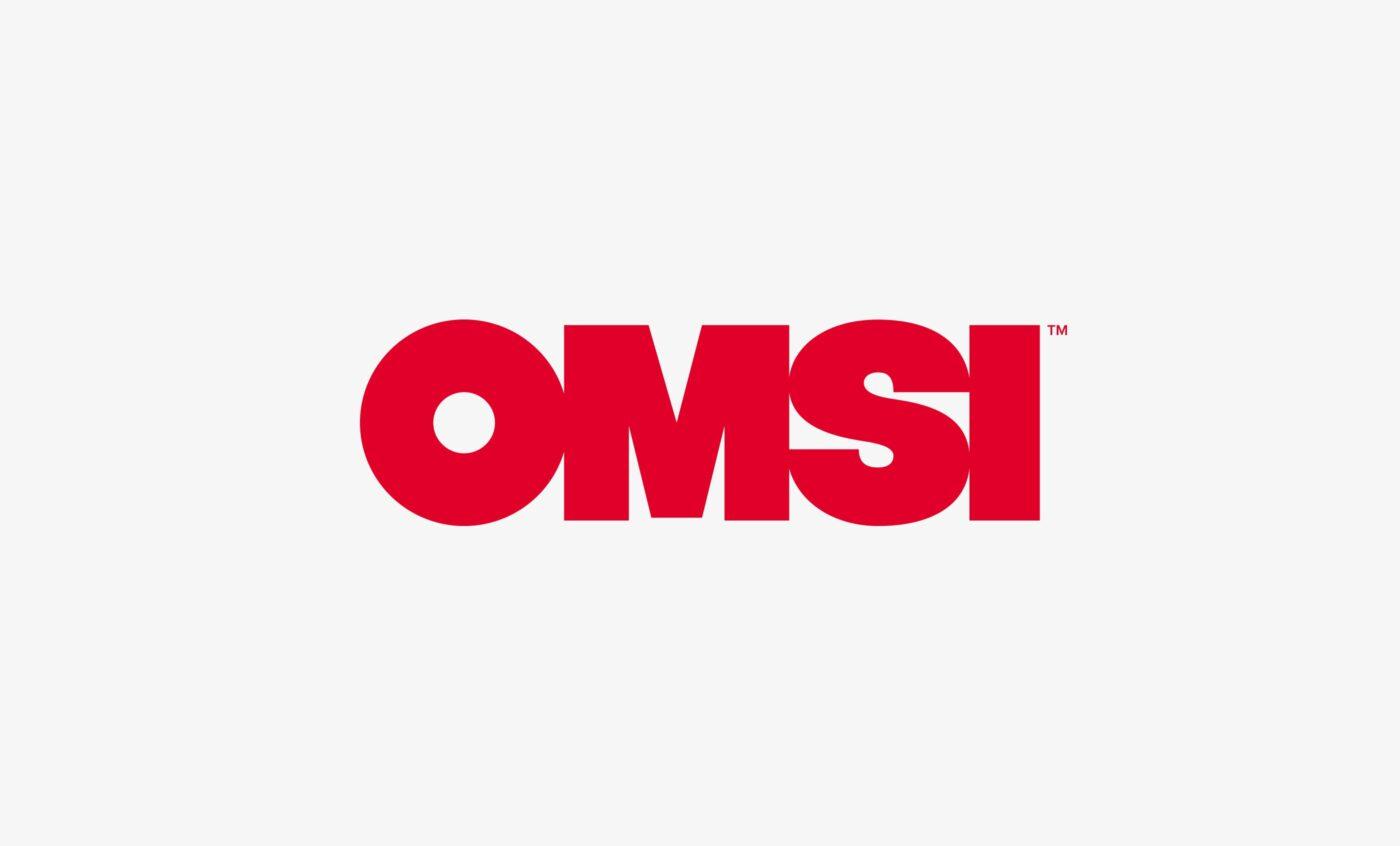 Redrawn OMSI Logo
