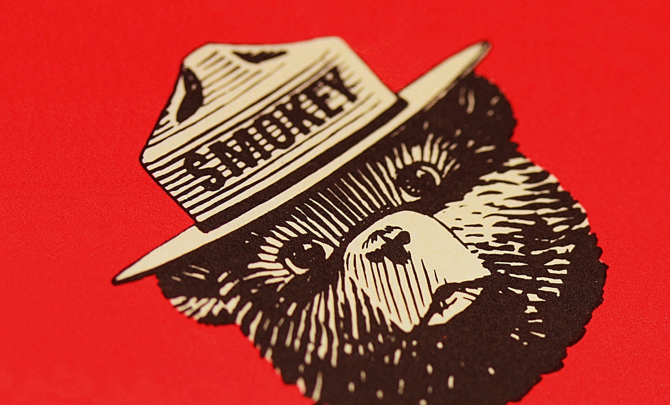 Smokey (the) Bear