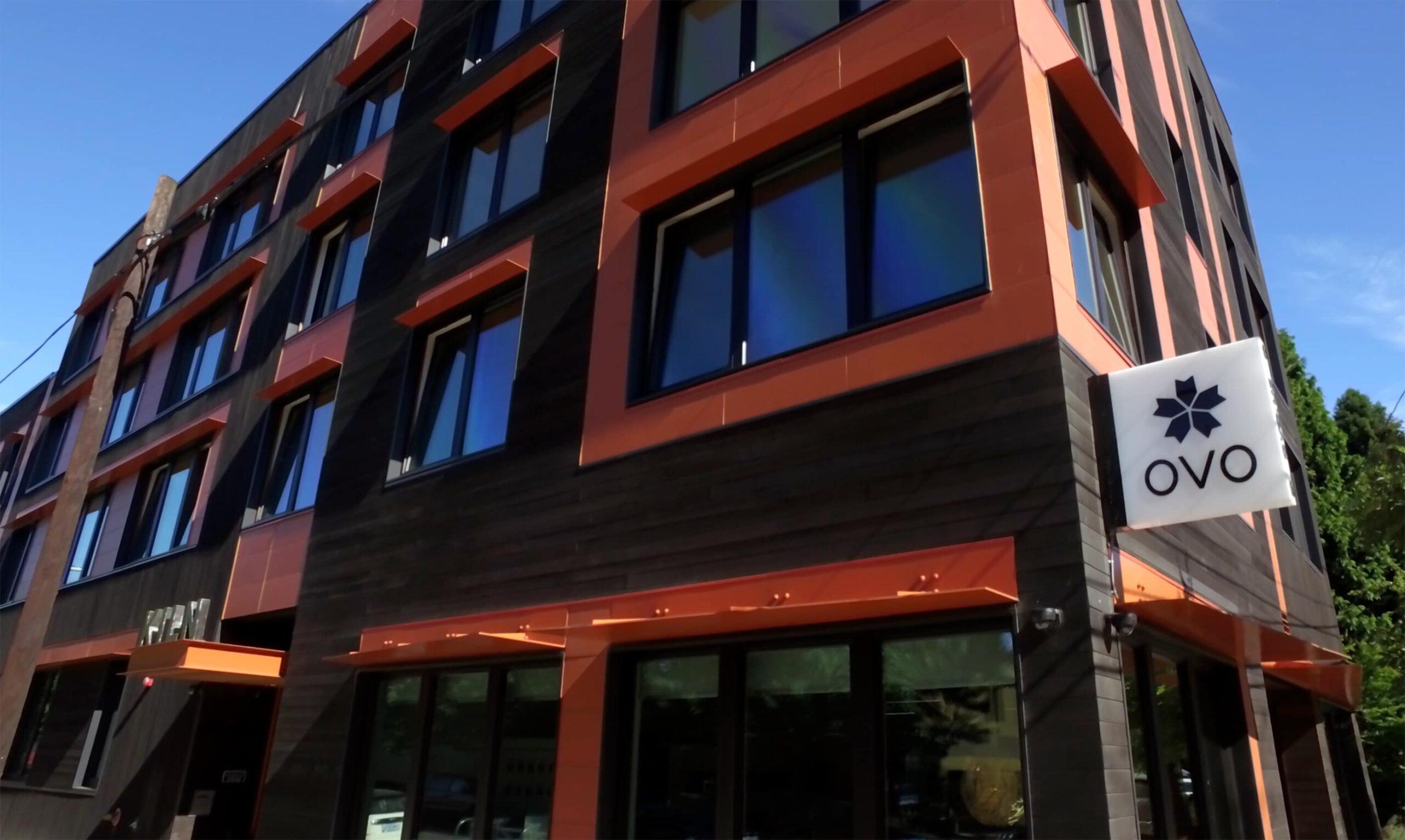 OVO Portland Office Exterior
