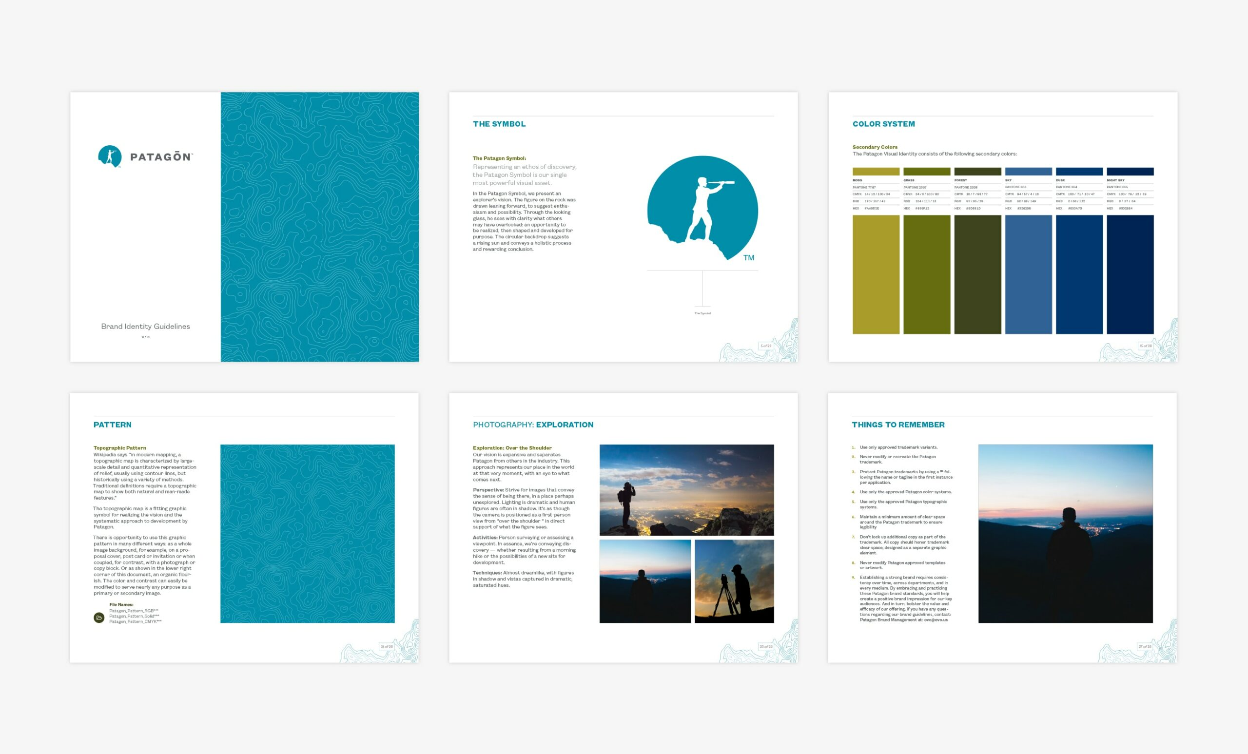 Patagon Brand Guidelines