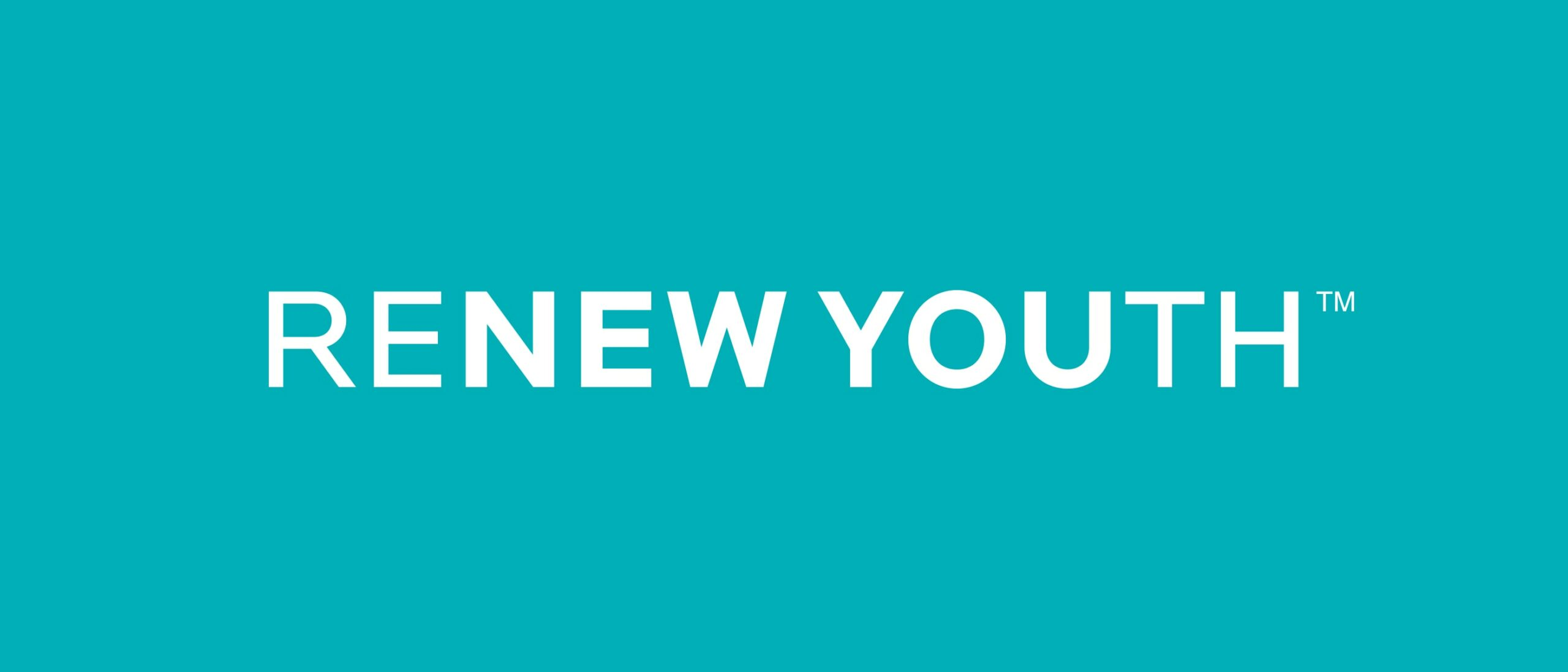 Renew Youth Logo Reversed