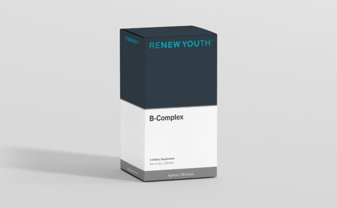 Renew Youth Packaging Design