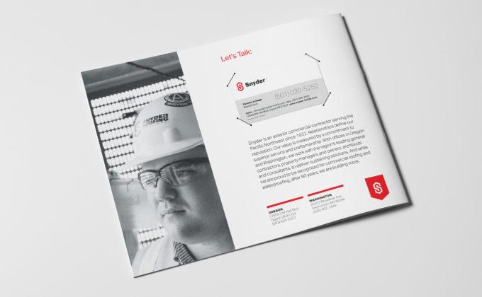 Snyder Overview Brochure Back Cover