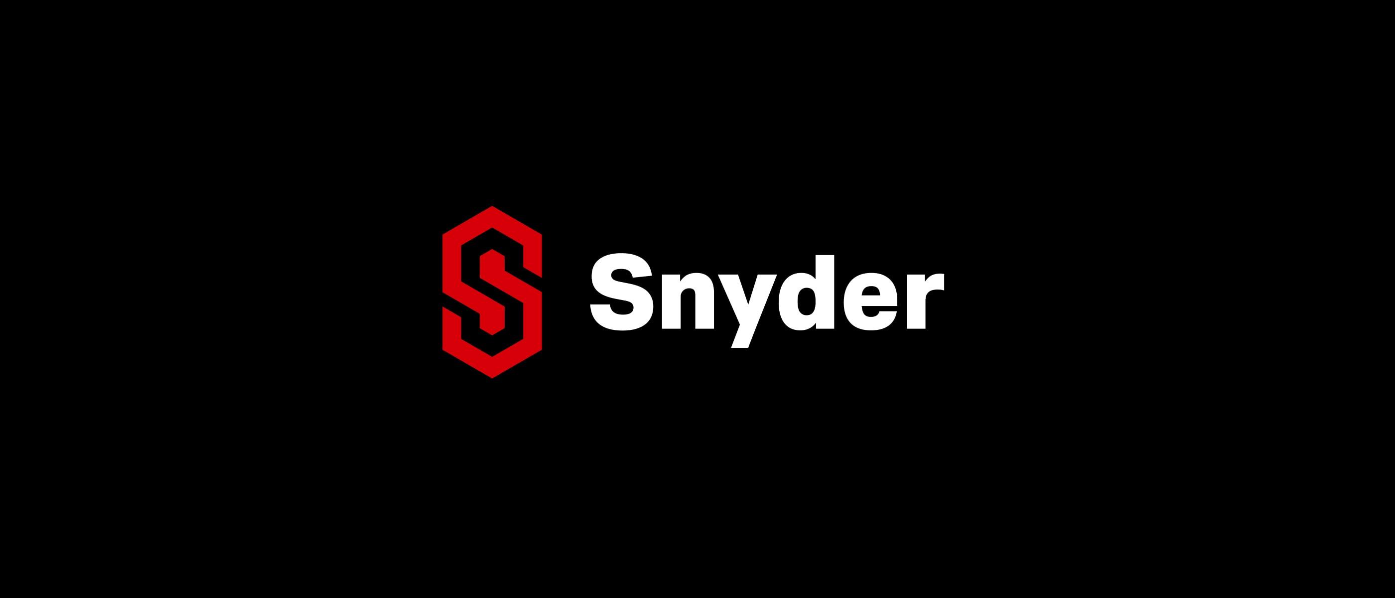 Snyder Trademark Reversed