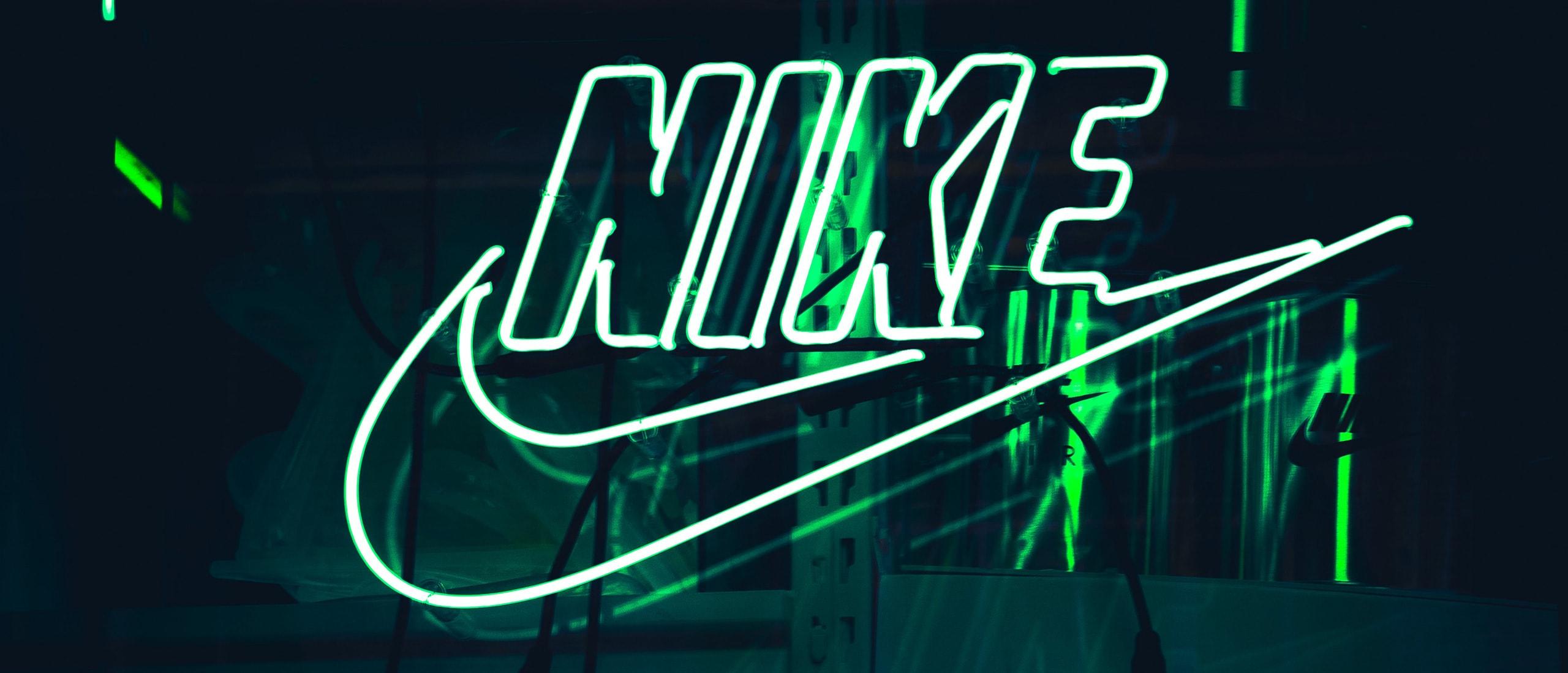 Nike, Neon Sign