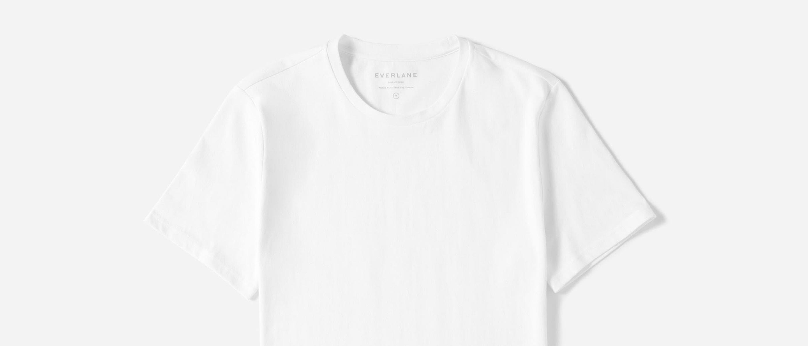 The Everlane Brand Tee Shirt