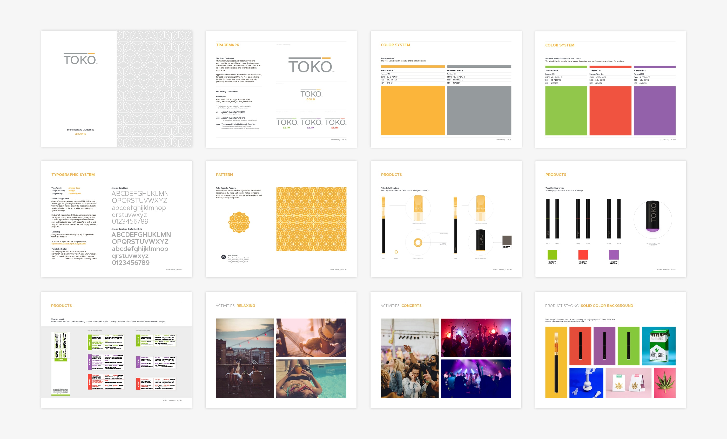 Toko Brand Guidelines