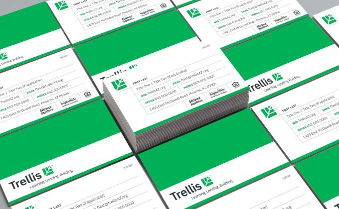 Trellis Business Cards