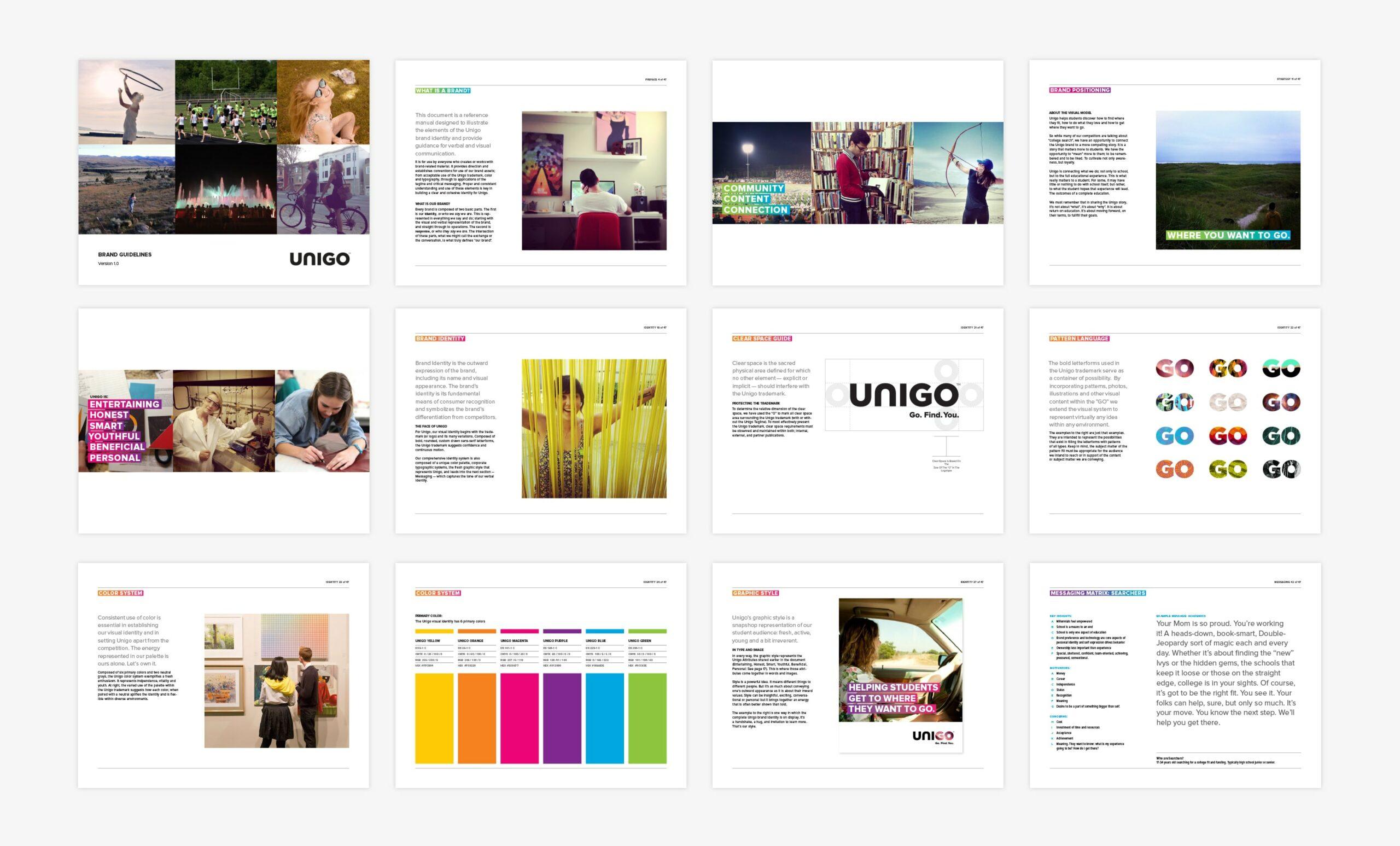 Unigo Brand Guidelines