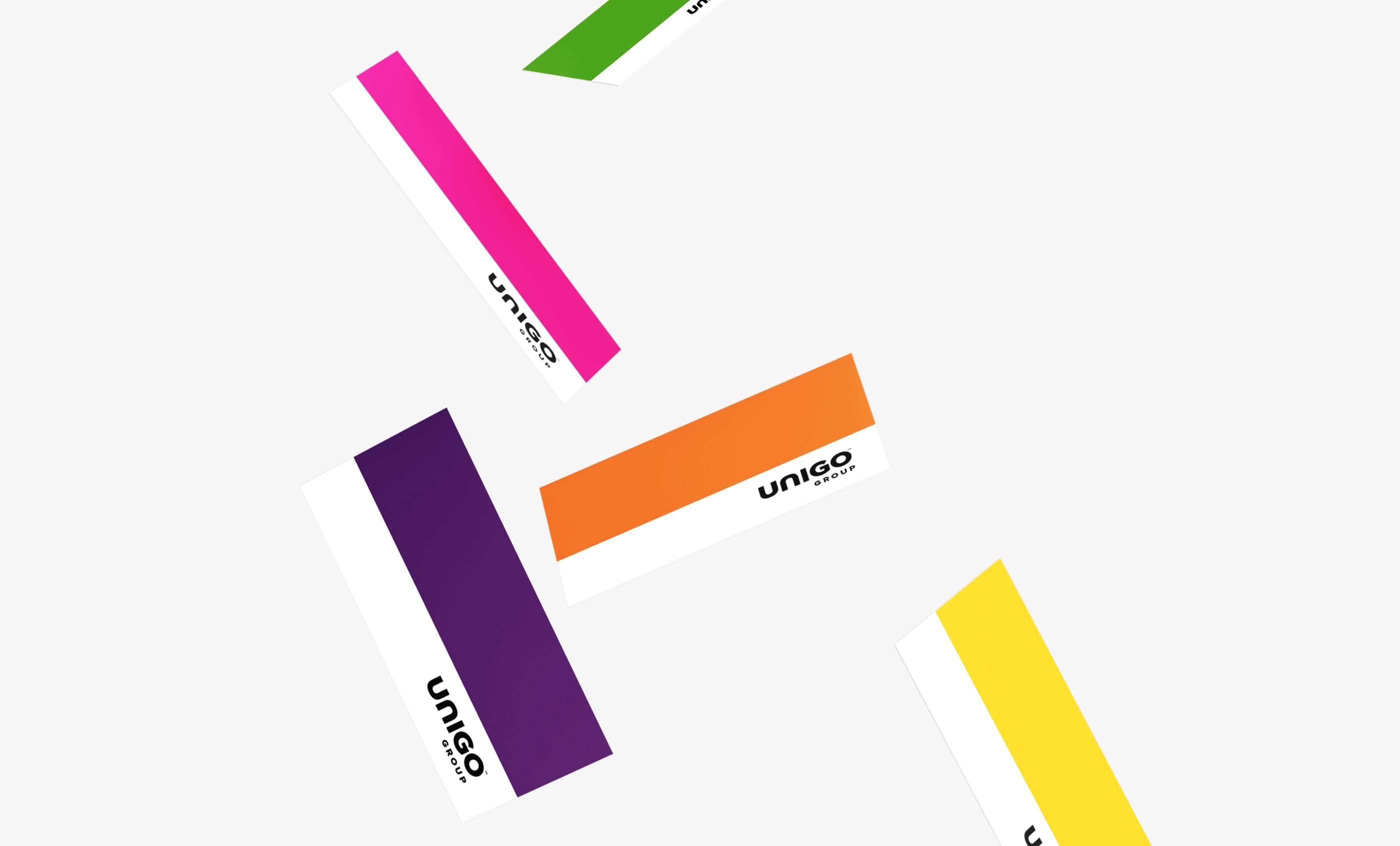 Unigo Business Cards