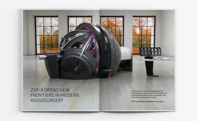 ZAP Corporate Brochure - Frontiers in Modern Radiosurgery