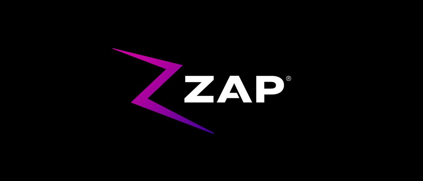 ZAP Trademarks, Primary Logo